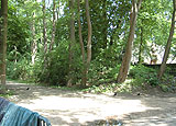 Bouwplaats op zaterdag 24 mei 2008
