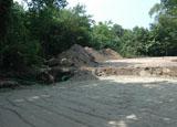 Bouwplaats op zondag 8 juni 2008