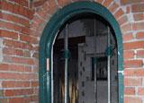 Bouwplaats Assepoester - deur naar de scène