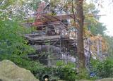 Het sprookje Assepoester in aanbouw - 26 oktober