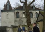 Het sprookje Assepoester in aanbouw - 14 december 2008