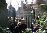 Het sprookje Assepoester is klaar - 1 april 2009