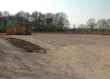 Bouwplaats Bosrijk op 17 april 2008