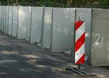Bouwplaats Bosrijk op 22 juni 2008