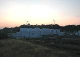 Bouwplaats Bosrijk op 20 september 2008