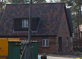 Bouwplaats Bosrijk op 14 februari 2009