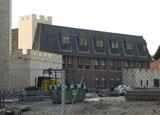 Bouwplaats Bosrijk op 30 mei 2009