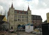 Bouwplaats Bosrijk op 14 juni 2009