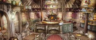 Interieurimpressie van Polles Keuken door Jeroen Verheij