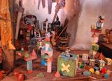 Pinokkio in het Sprookjesbos